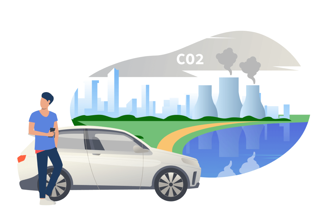 american carbon emits
